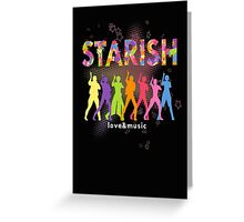 STARISH! (2) Greeting Card