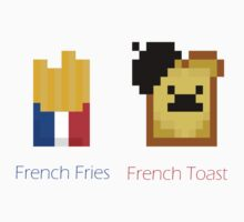 French Food! by DinoArt