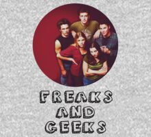 Freaks (and Geeks) by grungeandglam