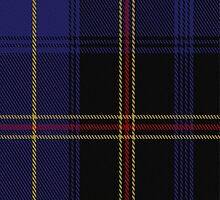 01010 Cleikum Tartan Fabric Print Iphone Case by Detnecs2013