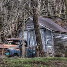 Long Term Parking by wiscbackroadz