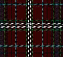 01022 Clifford Clan/Family Tartan Fabric Print Iphone Case by Detnecs2013