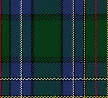 01034 Cockburn #3 Clan/Family Tartan Fabric Print Iphone Case by Detnecs2013