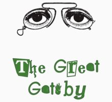 The Great Gatsby by grungeandglam