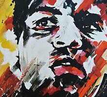 Muhammad Ali by Trozostudio