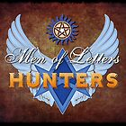 Supernatural Hunters & Men of Letters by RisenShine22
