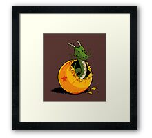 Dragon Egg Framed Print