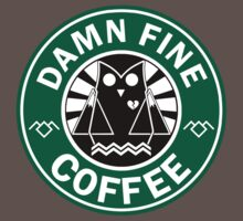 Damn Fine Coffee by Art-Broken