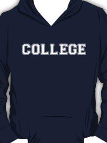 College T-Shirt