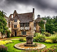 Scotney Castle 4 by Chris Thaxter