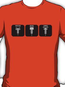 Velodrome City Icon Series V2 no.3 T-Shirt