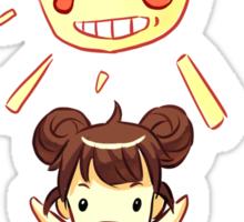 Sunny Sticker