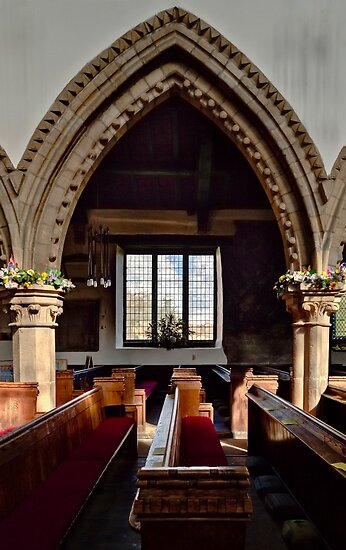 Bedale church window 4 by jasminewang
