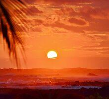 Stunning Sunset by Randy Richards