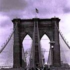 Brooklyn Bridge by greywolf260