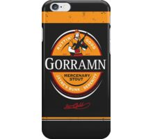 Jayne's Gorramn Stout! iPhone Case/Skin