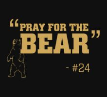 Pray for the Bear - Kobe Bryant by 72ndRedPenguin