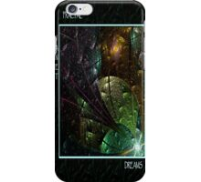 FRACTAL DREAMS - Front Cover iPhone Case/Skin