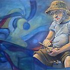 A Memory of the Sea by Wesly Alvarez