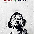 Banksy Poster. by LewisJamesMuzzy