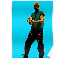 Ryan Gosling pop art Poster