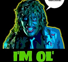 Old Gregg by Douglas Simonson