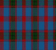 01060 Confederate Military Tartan Fabric Print Iphone Case by Detnecs2013