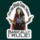 Liz X - Basically, I Rule! by RiverbyNight