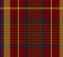 01068 Confrerie de Vouvray Tartan Fabric Print Iphone Case by Detnecs2013