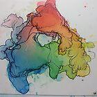 Homo Rainbow  by Logan  Bartlett