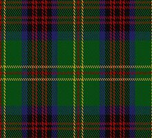 01078 Connolly Hunting Clan/Family Tartan Fabric Print Iphone Case by Detnecs2013