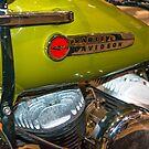 1947 Harley WL by Bill Spengler