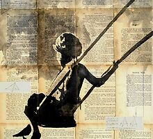 the best days fly by by Loui  Jover