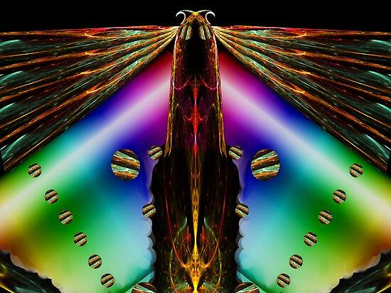 Tut57#31:  Mystic Moth (G1229) by barrowda
