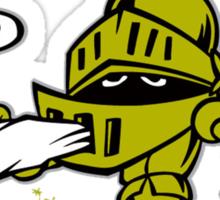 SIR SPLIFFALOT Sticker