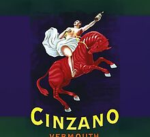 Cinzano Vermouth by Ommik