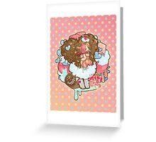 seoltang Greeting Card