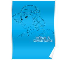 Howl's Moving Castle - Sophie Poster