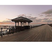 Last of the sun-Ryde Photographic Print