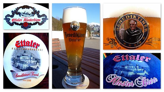 Ettaler Benediktiner Weissbier by ©The Creative  Minds