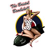 The Bristol Bombshell Photographic Print