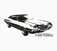 1972 Ford Torino Kids Clothes