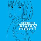 Spirited Away - Chihiro by KanaHyde