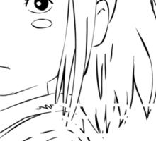 Spirited Away - Chihiro Sticker
