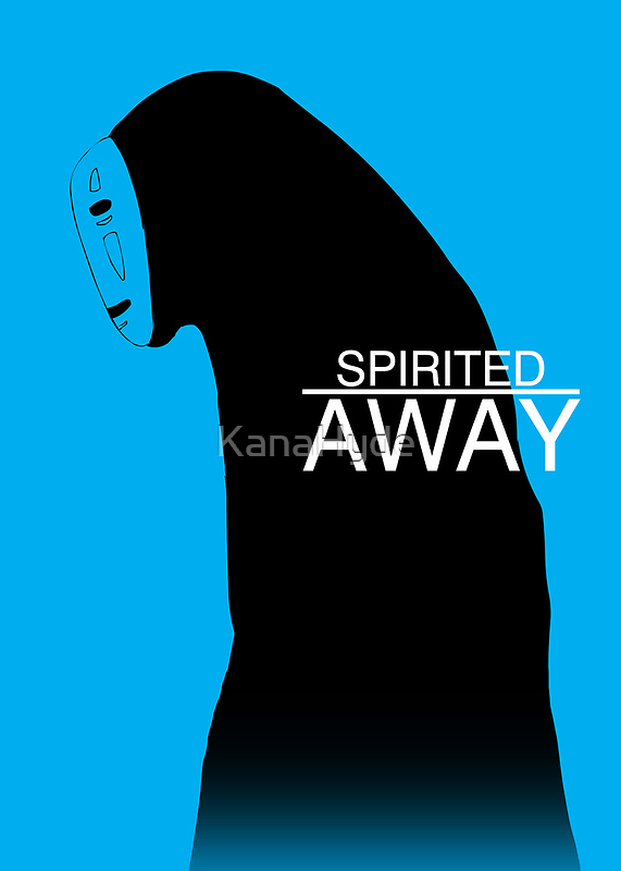 Spirited Away - No Face by KanaHyde