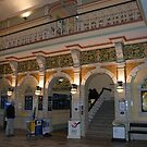 Inside Dunedin Railway Station. by DavidsArt