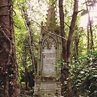 Highgate Cemetery Mears Memorial by himmstudios