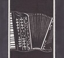 Accordion Crimes by Esther Green
