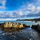 Ballycastle, County Antrim, Northern Ireland by Zdrojewski