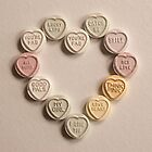 Gotta Love Hearts... by George Davidson